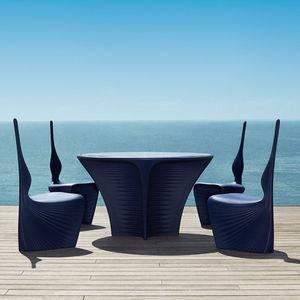 mesa de diseño orgánico