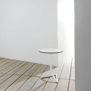 base de mesa de aluminio extruido