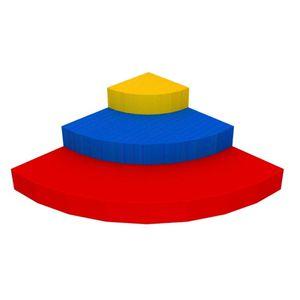podio para parvulario