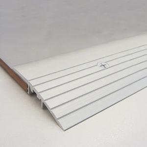 perfil de transición de aluminio