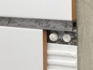 perfil de separación de PVC