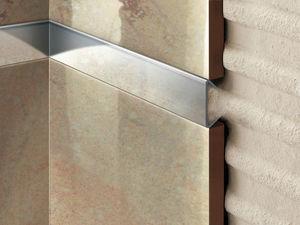 perfil de separación de acero