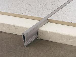 junta de dilatación de PVC / para pavimento