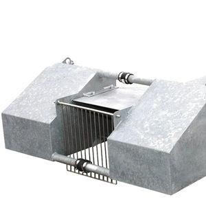 regulador de caudal de aire