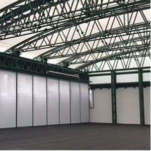 sistema de tejado de acero