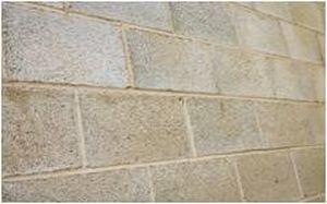 bloque de hormigón hueco / para muro / de alta eficacia