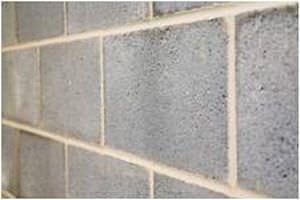 bloque de hormigón hueco / para muro