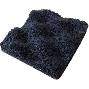 aislante acústico / de caucho / de espuma de poliuretano / para interior
