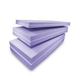 aislante térmico / de poliestireno extruido / para techado / de pared