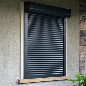 persianas exteriores / de lamas / de aluminio / para ventanas