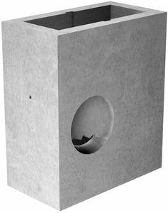 boquete de hormigón prefabricado