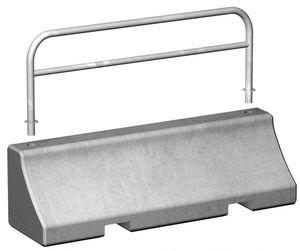 barrera de seguridad de hormigón