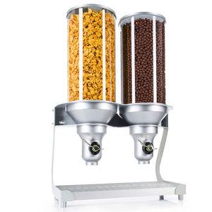 dispensador de cereales de libre instalación / para bar / para hospital / para hotel