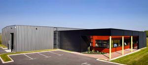 edificio prefabricado / modular / individual / de acero galvanizado
