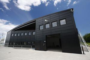 edificio prefabricado / modular / individual / de hormigón