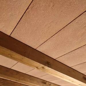 panela de terracota / disyuntor térmico / para falso techo