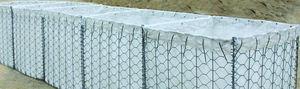 barrera de protección / plegable / de acero / de malla metálica