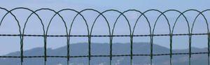 malla metálica para cerca / de acero galvanizado / de malla cuadrada