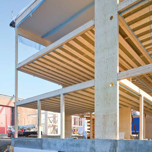 panel estructural de hormigón