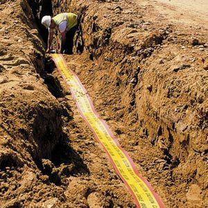 sistema de protección de cables de material plástico / para espacio público