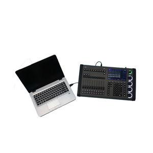 controlador DMX para ordenador