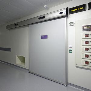 puertas industriales correderas