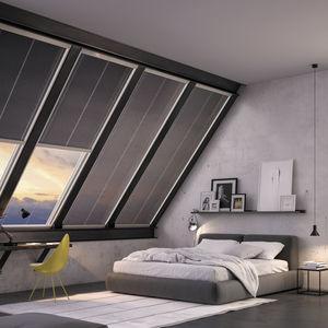 sistema de apertura para cortinas plisado