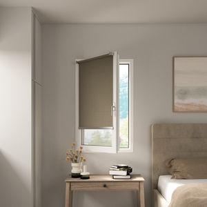 sistema de apertura para cortinas enrollable