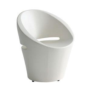 sillón de visita contemporáneo / de tejido / de espuma / de vinilo