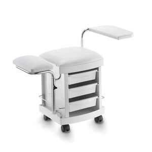 carrito para cuidados / para centro de estética / de ABS