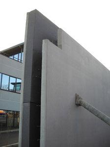 muro doble prefabricado de hormigón armado