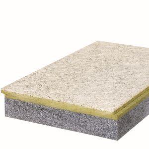 aislante térmico / de poliestireno expandido EPS / de lana de roca / de lana de madera