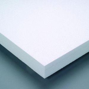 aislante térmico / de poliestireno expandido EPS / para forjado / tipo panel rígido