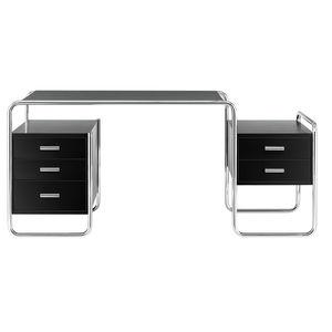 escritorio de madera