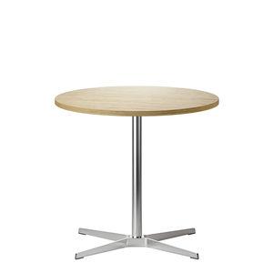 mesa bistró contemporánea / de roble / de fresno / de nogal