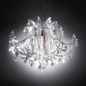 lámpara araña de diseño original / de Lentiflex® / de incandescencia