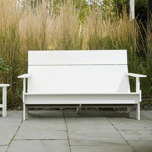 sofá contemporáneo / para zona de recepción / de jardín / para piscina