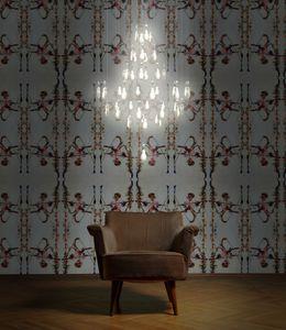 lámpara araña a medida / contemporánea / de porcelana de Limoges / LED