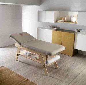 mesa de masaje fija