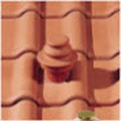 teja de soporte para chimeneas