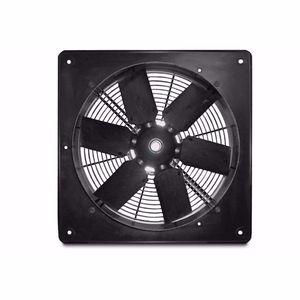 ventilador axial / canalizable / de pared / industrial