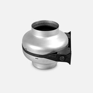 ventilador extractor de humos de uso / centrífugo / canalizable / profesional