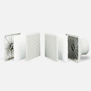 sistema de ventilación residencial / industrial