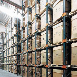 estantería profesional para almacenamiento