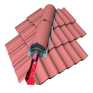sistema de tejado aluminio