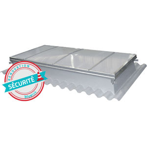 claraboya para tejado a dos aguas