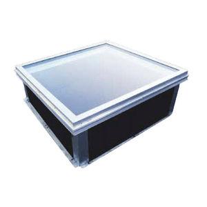 claraboya para tejado metálico