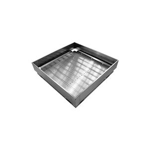 trampilla de ventilación aluminio