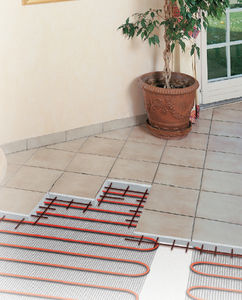 calefacción por suelo radiante eléctrica