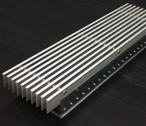 rejilla de ventilación de metal